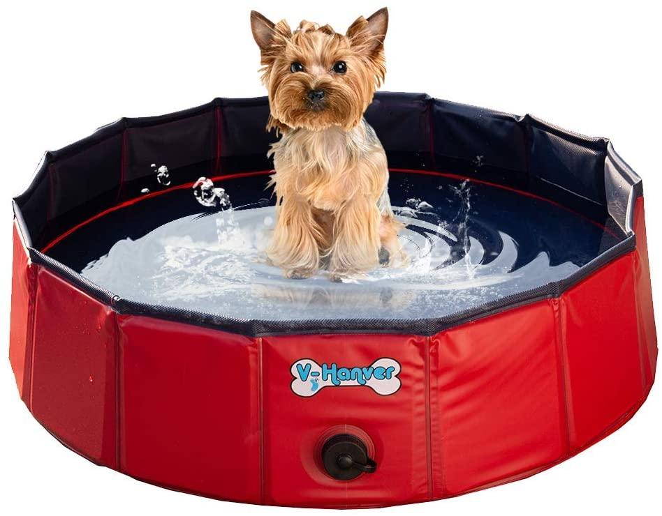 Foldable Dog Bath Tub