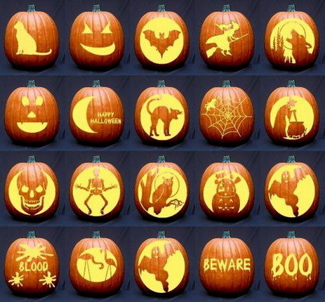 Carving Pumpkin Designs Easy