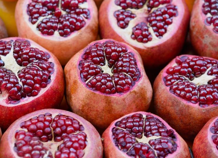 Pomegranate Seasons