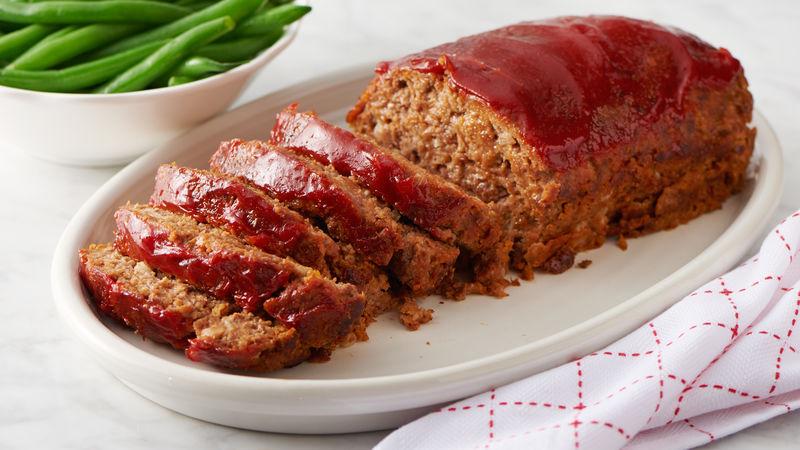 Recipe for Meatloaf