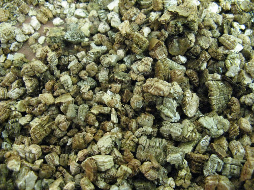 Perlite and Vermiculite